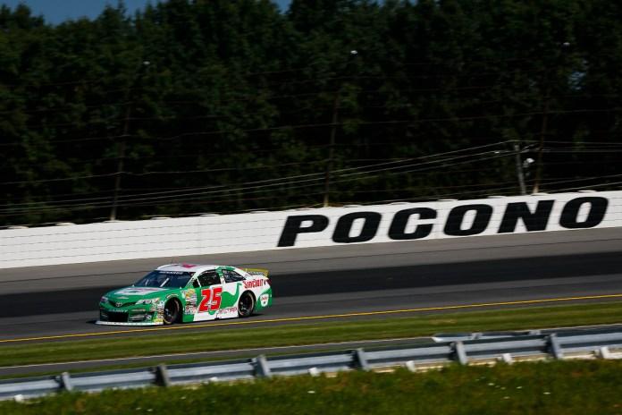 Venturini Motorsports Pocono Raceway Pre-Race Fast Facts