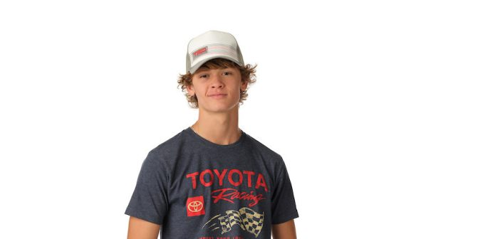 Venturini Motorsports Adds ARCA West Champ Jesse Love to ARCA Menards Series Roster in 2021