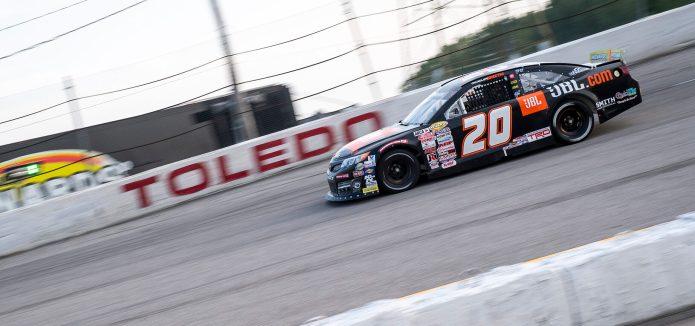 Venturini Motorsports Toledo Bound Eyeing Short Track Success in Saturday's Herr's Potato Chip 200 at Toledo Speedway