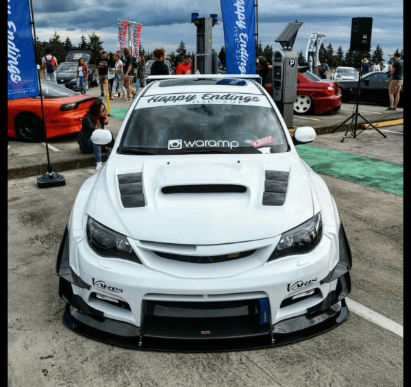 Custom – Front Splitter