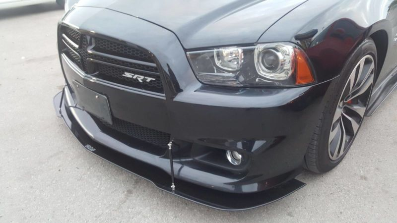 2013 dodge charger srt8 front bumper