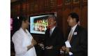 EdinFestival 006 - Venu as a guest of the Korean Ambassador at the Edinburgh Festival