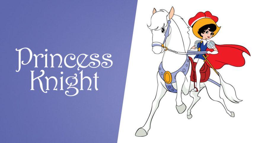 Princess Knight Header Nozomi