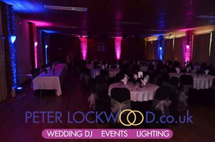 Antrobus-village-hall-with-pink-and-blue-uplighting