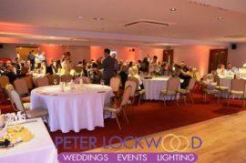 Fishermans Retreat Wedding Lighting