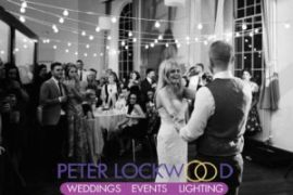 Bluecoat Chambers Wedding led Festoon Lights