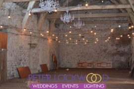 Barn Festoon Lighting