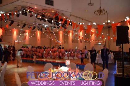 led festoon lighting