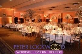midland hotel manchester wedding uplighting
