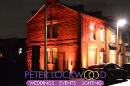 terrace house Building Illumination