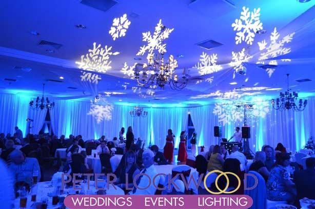 Wedding Lighting Kilhey Court Wedding Uplighting