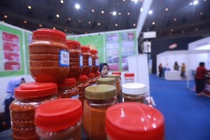 Jakarta International Food Expo 2017