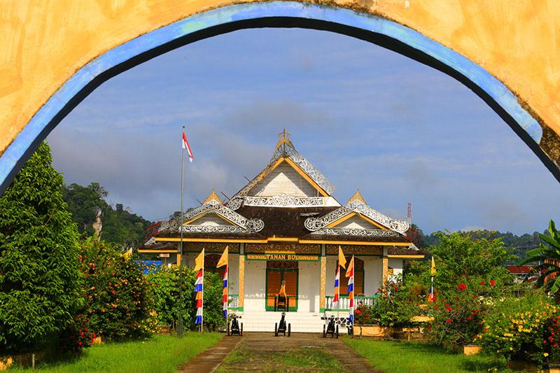 Istana Kesultanan Bulungan Kalimantan Utara