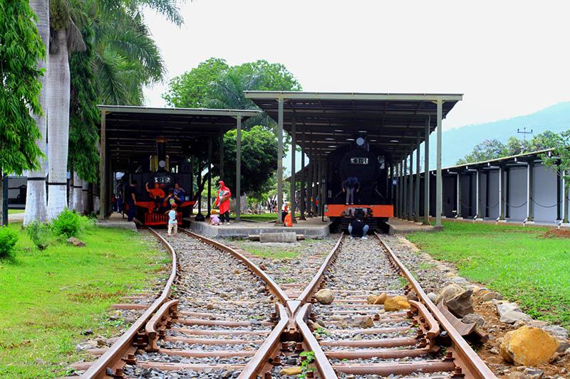 Museum Kereta Ambarawa