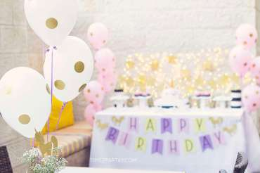 Unicorn Theme Birthday Party Balloon Decor 5