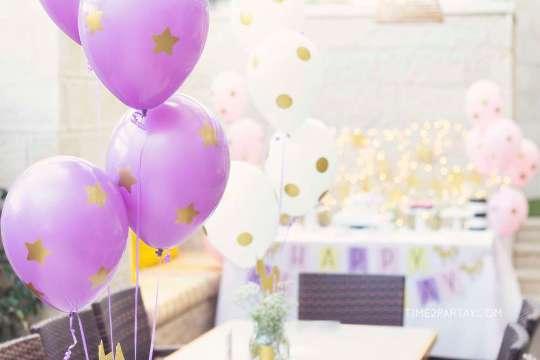 Unicorn Theme Birthday Party Venue 4