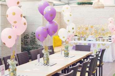 Unicorn Theme Birthday Party Venue