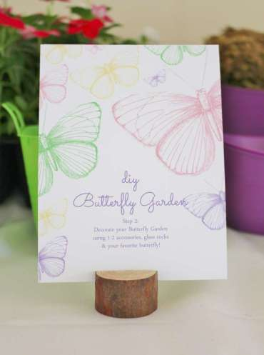 Butterfly Theme Birthday Party Games 4