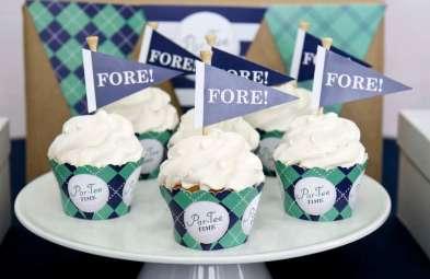 Golf Theme Birthday Party Food 8