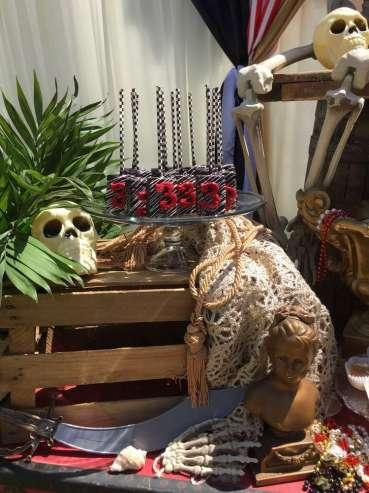 Pirate Theme Birthday Party Food 4