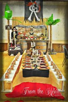 Pirate Theme Birthday Party Venue 9