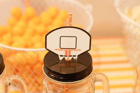 Basketball Theme Birthday Party Food 9