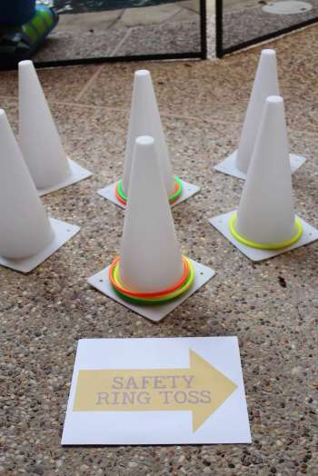Construction Theme Birthday Party Activity 2