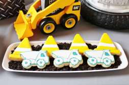 Construction Theme Birthday Party Food 4