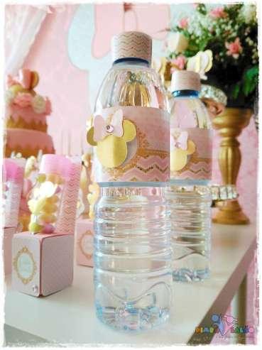 Gold Princess Theme Birthday Party Food 5