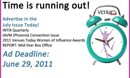 Last Call for the July issue!