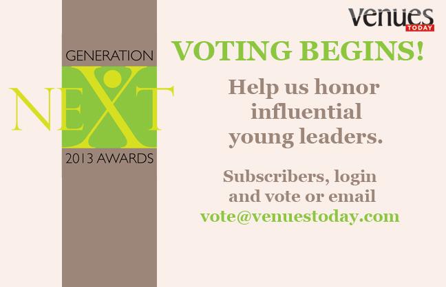 2013 Generation Next Vote Now!