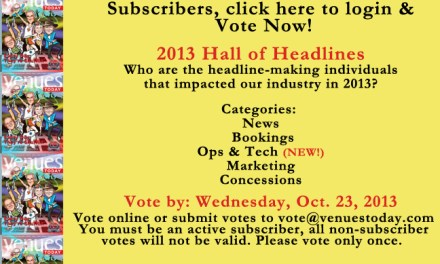 Subscribers, Vote for 2013 Hall of Headlines Now!