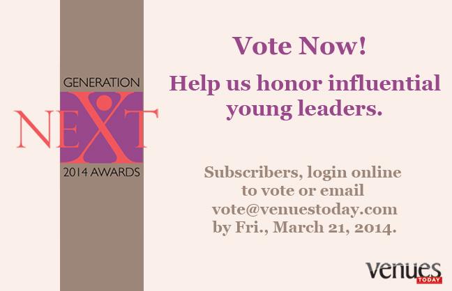 2014 Generation Next Vote Now!