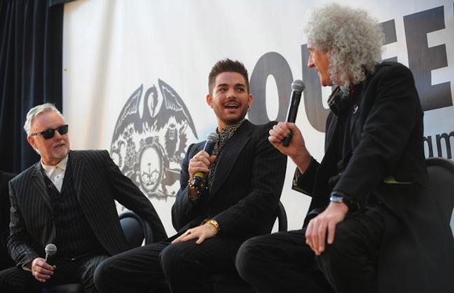 Adam Lambert To Tour With Queen