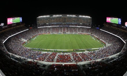 Levi's Stadium Opens with Test Run Event