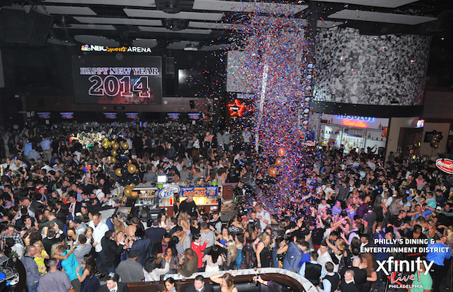 NYE Lucrative for Most Venues