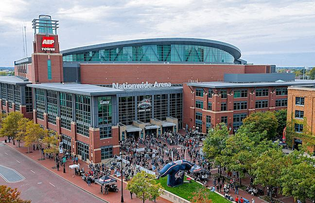 Nationwide Arena Seeks Tax Exemption