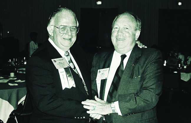 IN MEMORIAM: BILL CUNNINGHAM AND RAY WARD