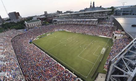 A Community Feel For FC Cincinnati