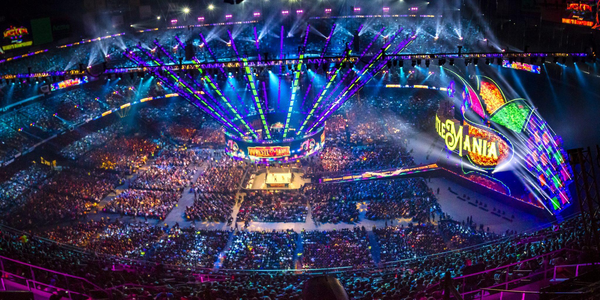 WrestleMania: Big Time