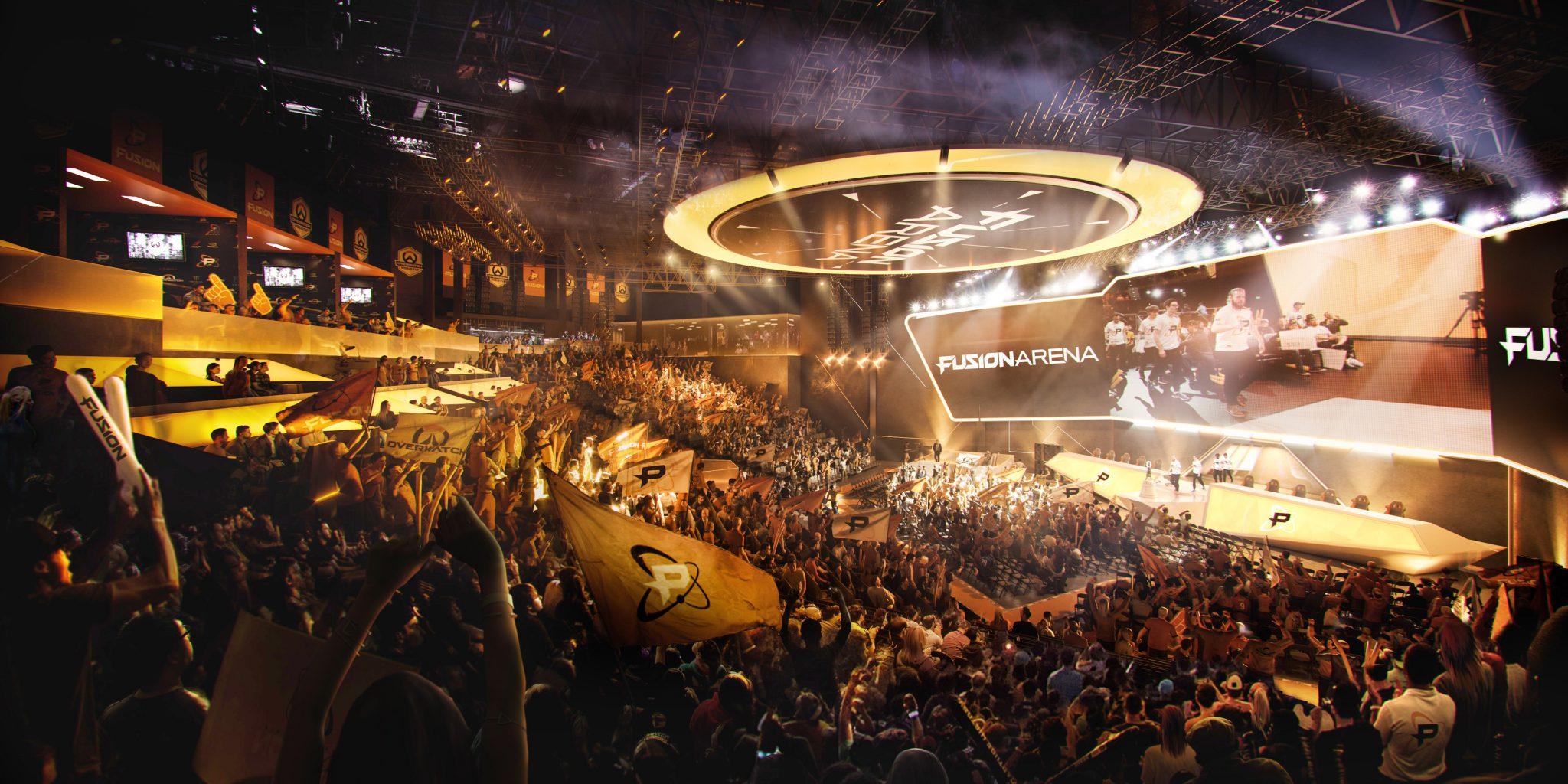 Million-Dollar Naming Rights for Esports?