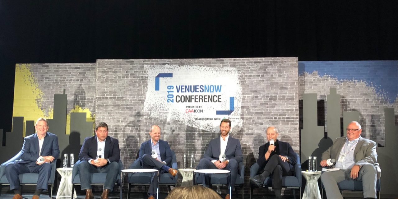 VN Conference: Fiserv, Wrigley Provide Case Studies In Entertainment District Panel