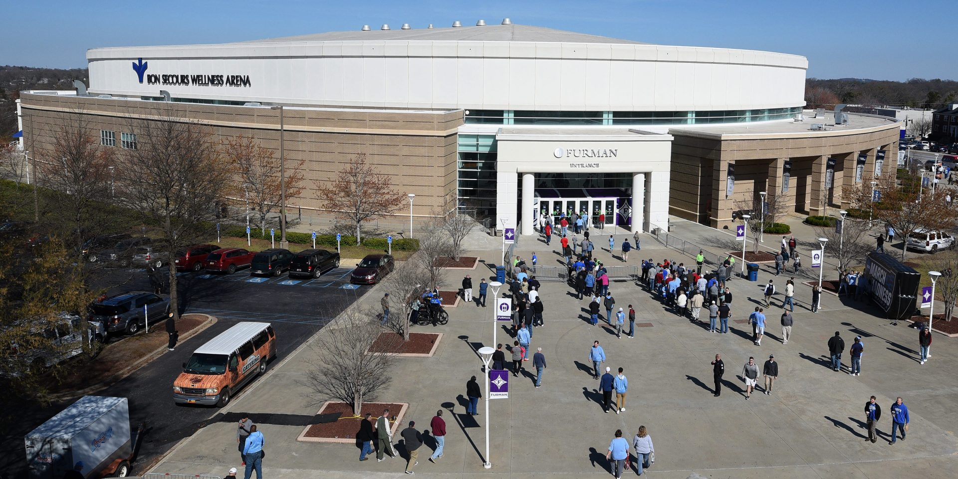 Veteran Sports Exec Made Greenville, S.C., Arena a Reality