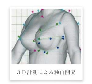 3D計測の独自開発