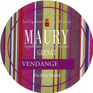 Maury parfait pour la saint valentin
