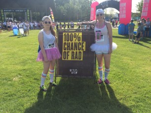 2016 Color Me Rad- Before