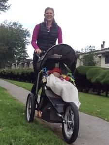Jogging Stroller
