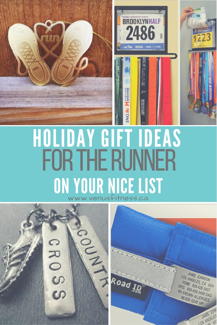 Gift ideas for the runner on your nice list venus fitness and gift ideas for runners negle Choice Image