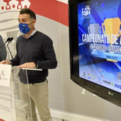 Presentación de Campeonato de Andalucía por Equipos de 3ª categoría en Antequera