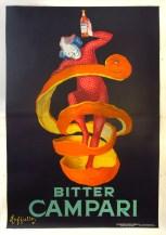 Bitter Campari (Orange Peel)